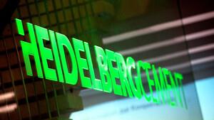 HeidelbergCement: Ausbruch steht kurz bevor