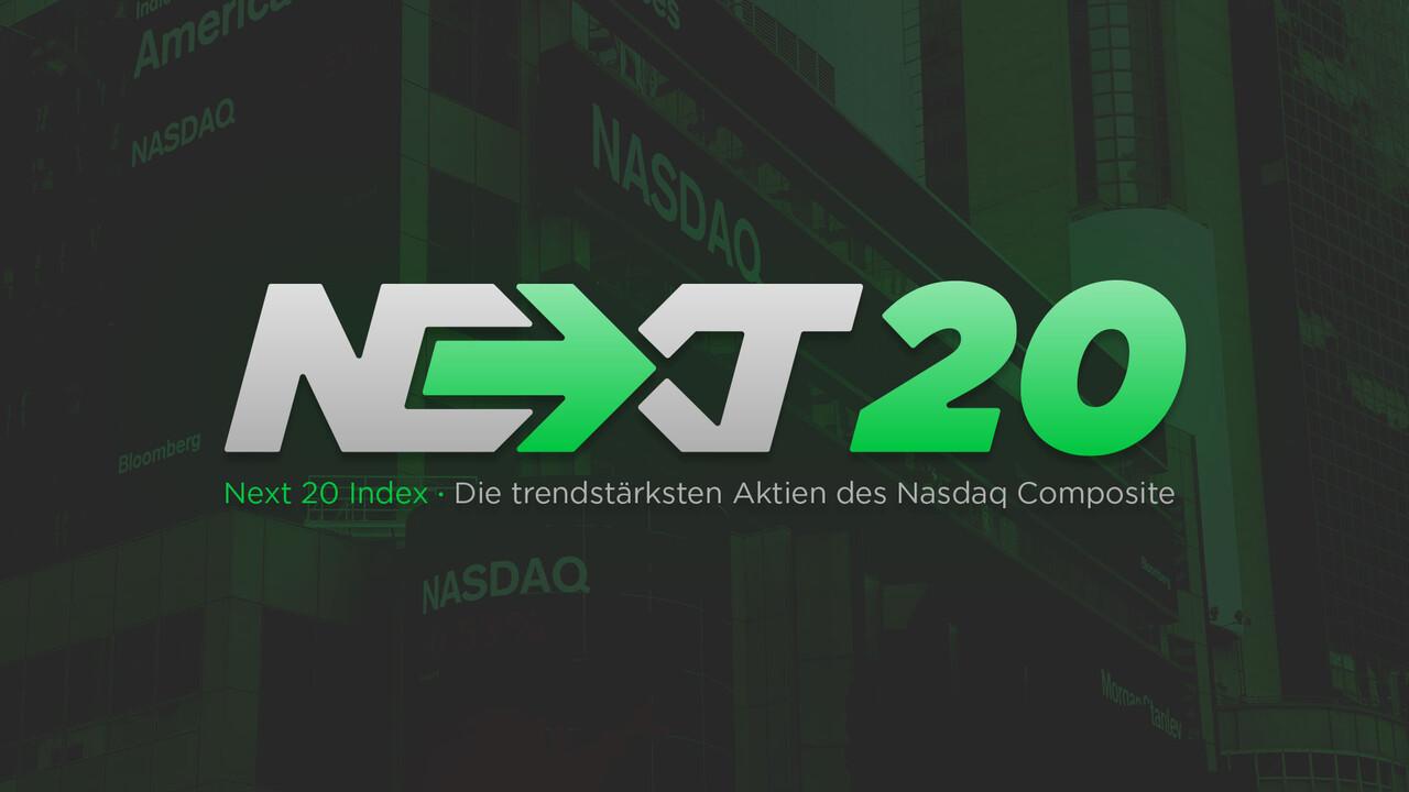 Next 20 Index: Jetzt einsteigen bei Moderna, Plug Power, Zoom und Co ?