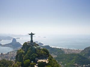 Brasilien: Wildes Auf und Ab