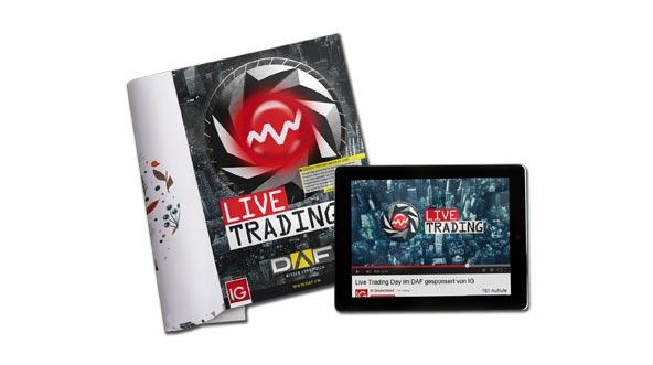 Vorschau: Live-Trading