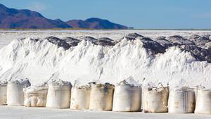 Standard Lithium, Orocobre & Co: So riesig ist das Lithium‑Loch  / Foto Shutterstock