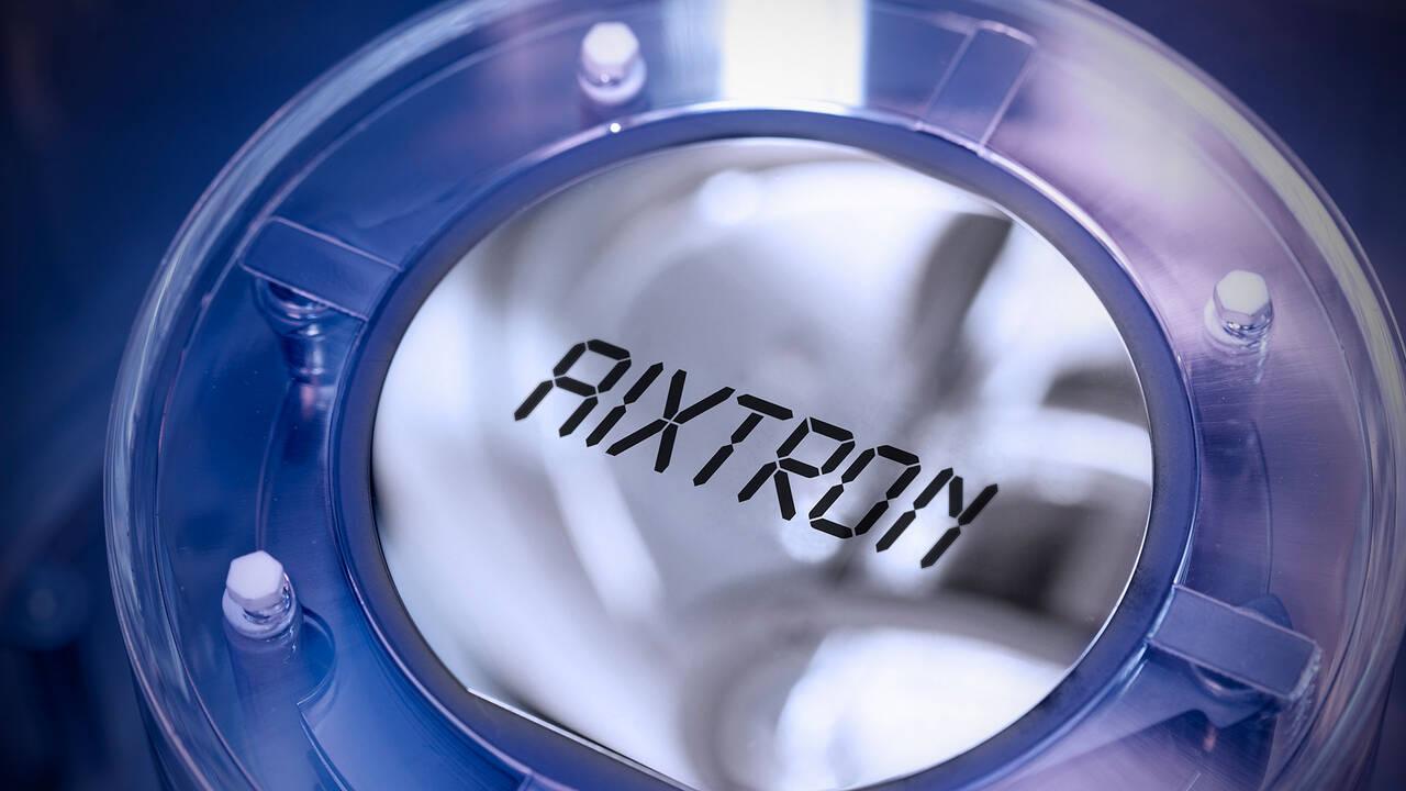 Aixtron: Auftragsbücher immer voller - Prognose erneut hochgesetzt - Aktie vor neuem Kaufsignal