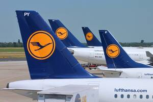 Lufthansa‑Aktie im Sog von Ryanair im Sinkflug – diese Marke muss jetzt halten