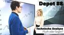 Aktien und technische Analyse – Fluch oder Segen? Depot #8
