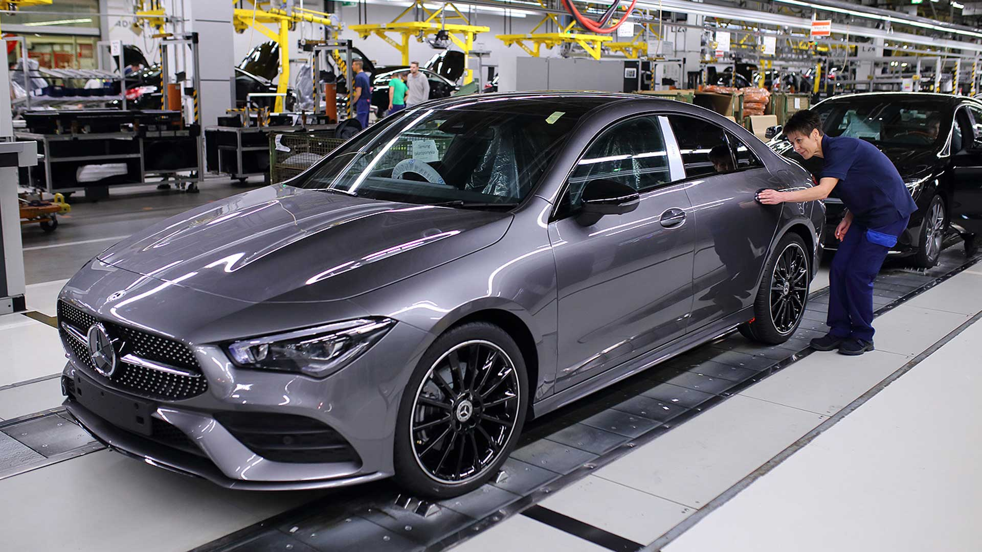 Daimler Aktzie