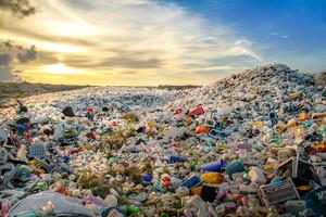 Waste Management: Gute Zahlen, aber...  / Foto: Shutterstock