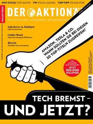 DER AKTIONÄR - Ausgabe 11/21