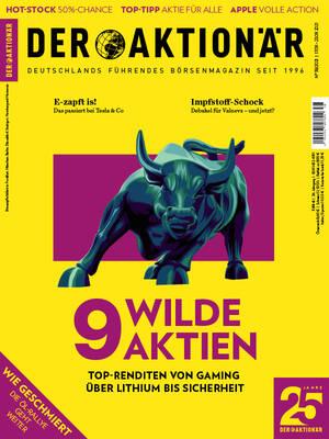 DER AKTIONÄR - Ausgabe 38/21