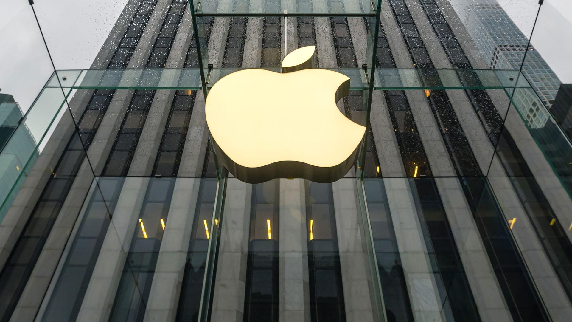 Apple: Starker Service, starke Aktie