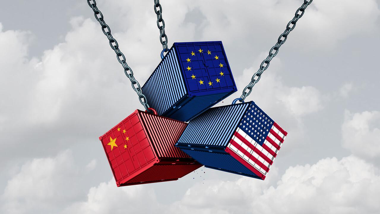 Euro & Rohstoffe: China wächst im ersten Quartal um sagenhafte 18,3 Prozent