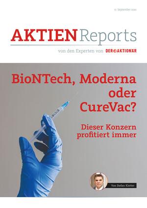 Aktienreports - BioNTech, Moderna oder CureVac? Dieser Konzern profitiert immer