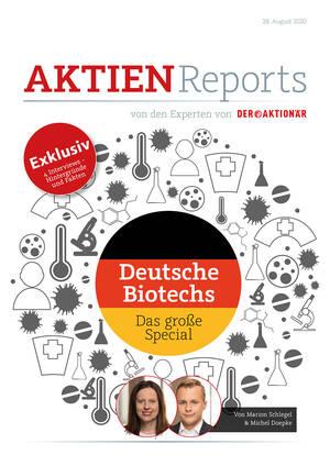 Aktienreports - Deutsche Biotechs – das große Special