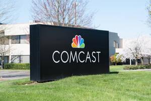 Comcast hat einen hervorragenden Lauf – Aktie kurz vor Allzeithoch