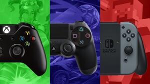 Microsoft, Sony & Nintendo: Ein Riesenproblem für die neue Konsolen‑Generation