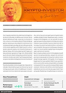 Cover Leseprobe Der Krypto-Investor