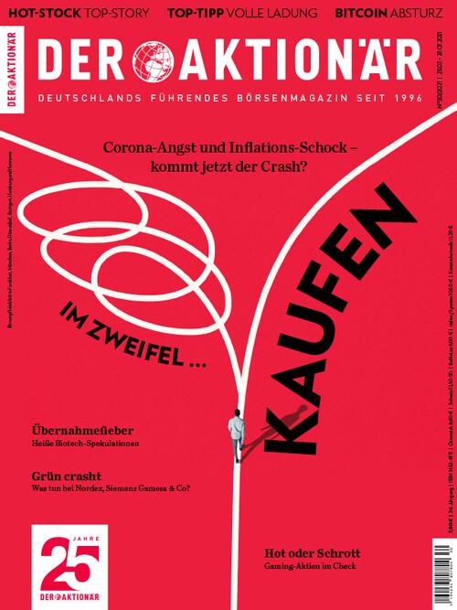 DER AKTIONÄR Ausgabe 2021030