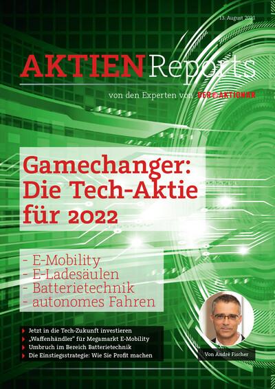 Gamechanger: Die Tech-Aktie für 2022