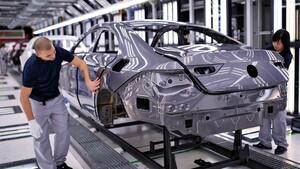 BMW, Daimler, Volkswagen: Deutsche Autobauer im Chart‑Check