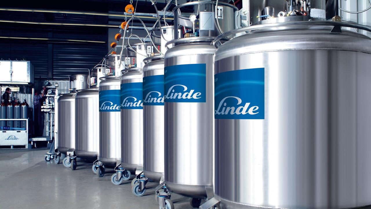 Top-Zahlen von Air Liquide - Linde vor neuem Rekordhoch