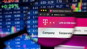 Deutsche Telekom: Schwacher Wochenauftakt – so geht es mit dem Trading‑Tipp weiter   / Foto: Shutterstock