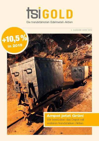 Die besten Goldminen-Aktien? Einstieg am Montag!