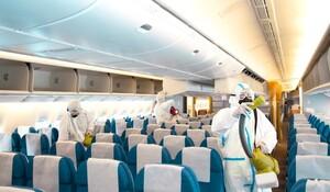 Lufthansa von US‑Airlines‑Hausse beflügelt – ein Spray ist schuld