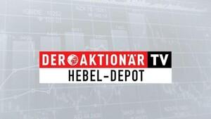 Hebel‑Depot: Das Comeback läuft
