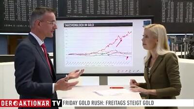 Friday Gold Rush - die Statistik optimal nutzen für Gold