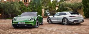 Knallharte Elektroauto‑Grafik: BMW, Geely, BYD auf der einen und VW, Porsche, Tesla auf der anderen Seite