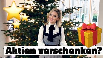 Wünsch Dir was! – Aktien unterm Weihnachtsbaum 🎄🎁🎄