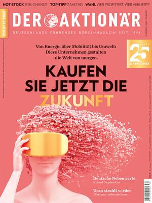 DER AKTIONÄR - Ausgabe 39/21