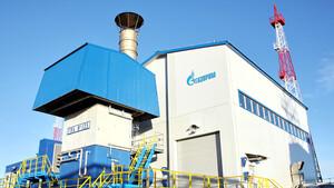 Gazprom: Besserung naht