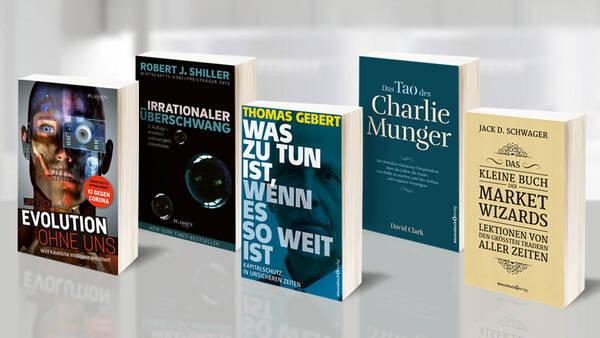 Neue Taschenbücher in den PLASSEN Buchverlagen