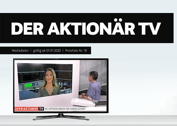 Mediadaten TV