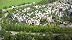 Neuer Bürokomplex in Aschheim: Was macht eigentlich die Wirecard‑Aktie?  / Foto Rock Capital Group
