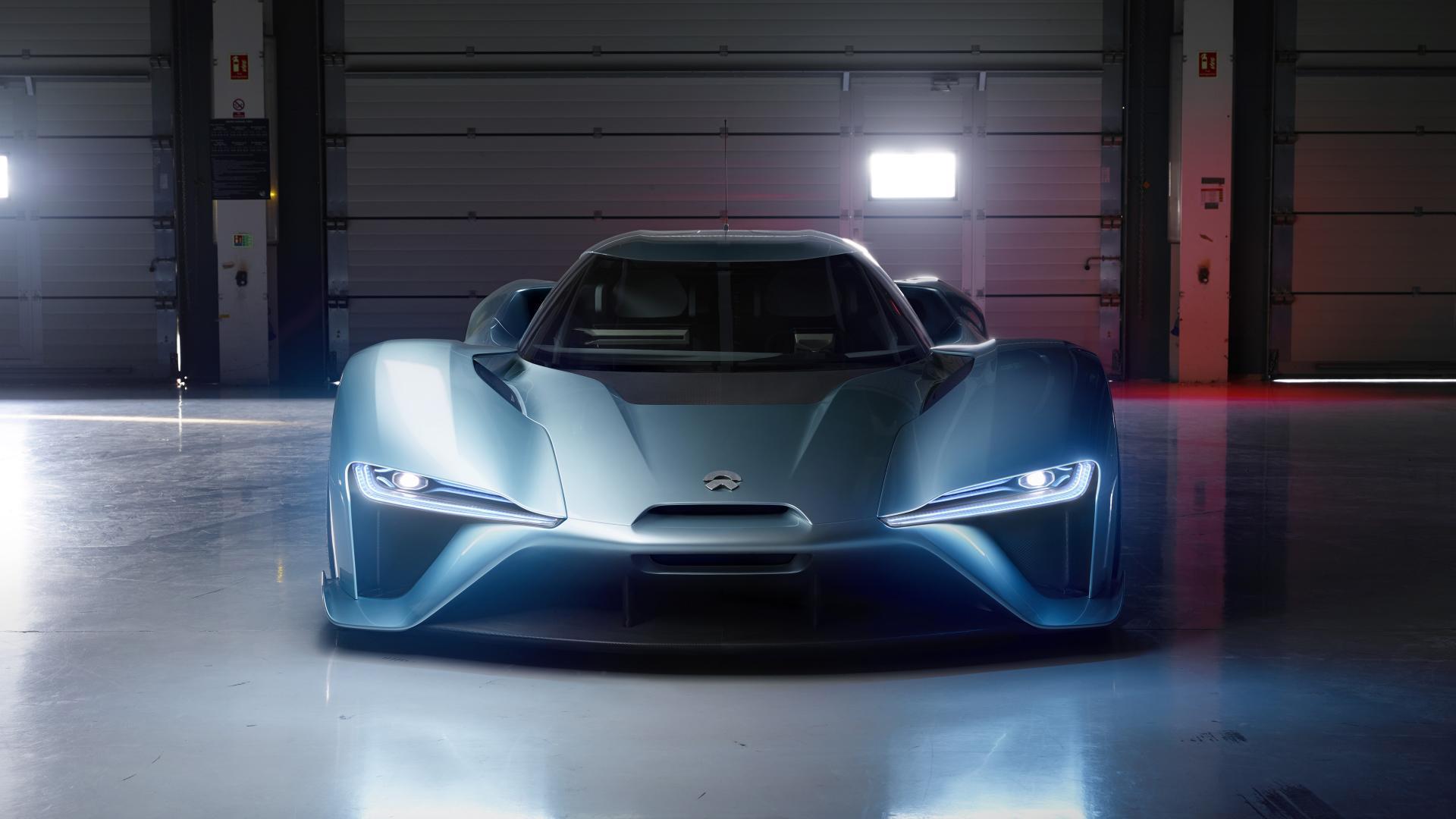 Elektroauto-Start-up Nio: Wie weit geht die Korrektur?