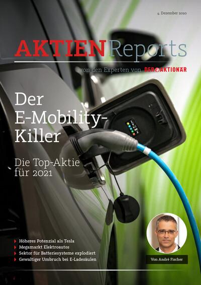 Der E-Mobility-Killer/Die Top-Aktie für 2021