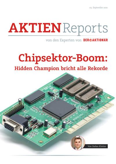 Tenbagger-Alarm - Hidden Champion im Chip-Sektor startet durch