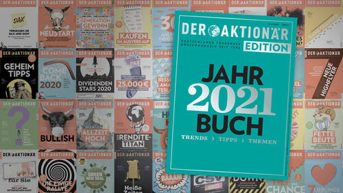 DER AKTIONÄR EDITION: Jahrbuch 2021