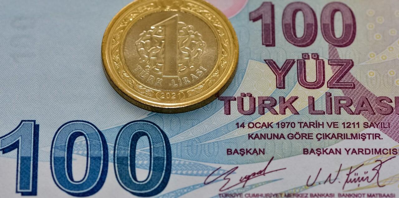 Devisen: Türkische Lira nach Mega-Zinssenkung in der Türkei im freien Fall