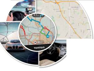 TomTom – Roboterauto‑Profiteur mit Kaufsignal zur IAA